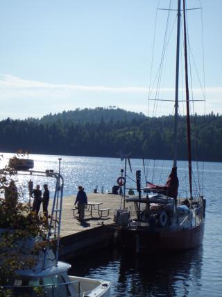 Windigo dock